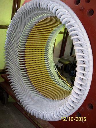 Ремонт и пренавиване на монофазни и трифазни  електродвигатели  - Изображение 2