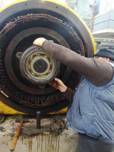 Обслужване и механични ремонти на  електродвигатели на терен - Изображение 1
