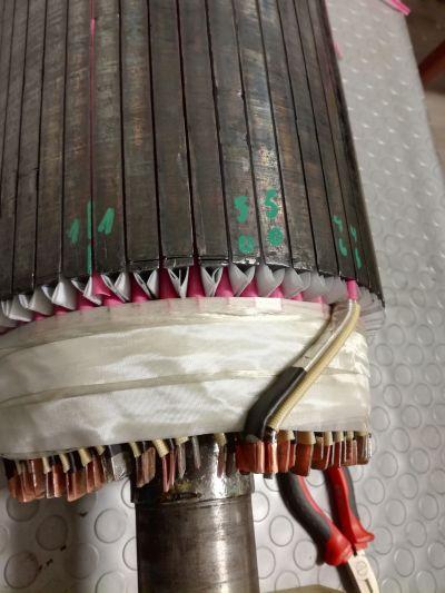 Ротор кранов двигател - Памс 9 - Видин
