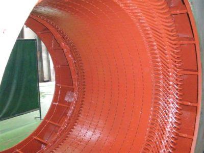 Генератор 6,2 MW  1500 RPM - Памс 9 - Видин