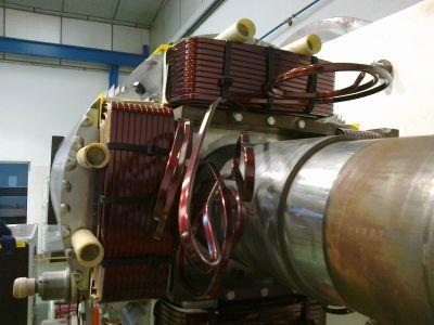 Ремонтиран ротор от мен  през 2012 в Испания - Памс 9 - Видин