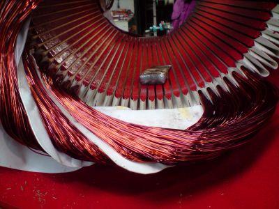 Ветрогенератор 600квт в процес на полагане - Памс 9 - Видин